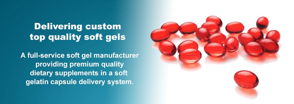 Sport Energy soft gels